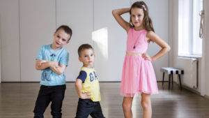 KIDS DANCE Classes for 3-5 year olds @ Arthur Murray Budapest Dance Studio