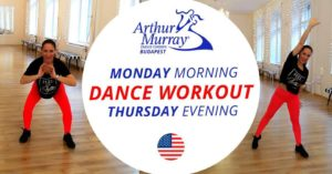 Dance Workout @ Arthur Murray Budapest Dance Studio